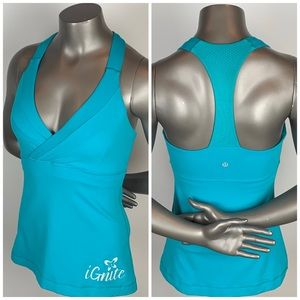 Lululemon | Teal Ignite Tank  6